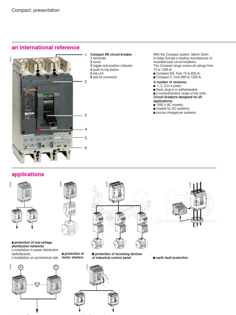 1511521308?v=1 compact 80 1250 relay electric power distribution Basic Electrical Wiring Diagrams at n-0.co