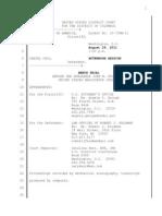US vs Choi transcript 2011-08-29pm