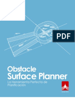 Obstacle Surface Planner Esp