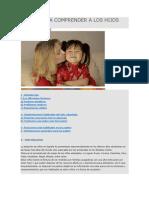 Claves Para Comprender a Los Hijos Adoptados