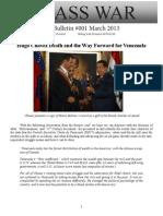 Hugo Chavez Death and the Way Forward for Venezuela