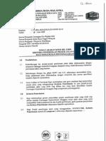 Kriteria Penerimaan Projek Jalan JKR
