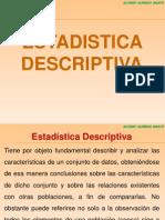 ESTADISTICA DESCRIPTIVA (MEDIDAS)