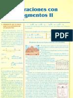 Guía 5 - Operaciones con segmentos II
