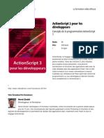 Actionscript 3 Pour Les Developpeurs
