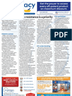 Pharmacy Daily for Wed 13 Mar 2013 - NPS resistance, Omega-3 and breast cancer, Aussie screening, health and beauty and much more...