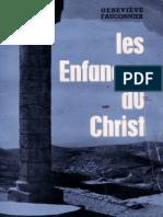 Les+Enfances+Du+Christ