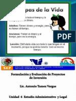 Unidad 6 Estudio Administrativo y Legal