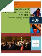 Programa de Jovenes Scouts Del Peru