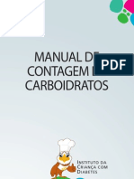Manual Contagem Carboidratos