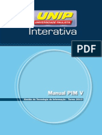UNIP GTI - PIM V