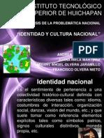 Identidad y Cultura Nacional