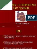 Dasar2 Interpretasi EKG PDF