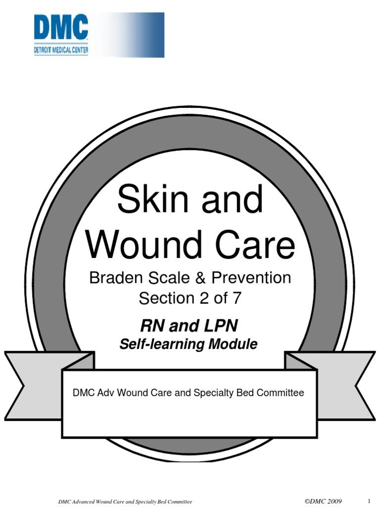 Skin Wounds Powerpoint | Wound | Mattress