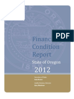 2012 Financial Condition Report