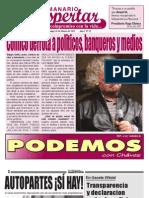 Semanario El Despertar  Edición N° 23