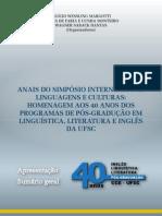 Anais Pos40anos Ufsc
