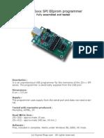 25xxx Usb Manual
