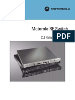 Motorola RFS Series Wireless LAN Switches WiNG CLI Reference Guide (Part No. 72E-117719-01 Rev. a)_11771901a