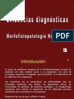 Evidencias diagnósticas