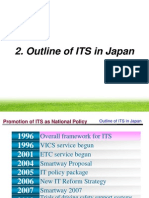 2. Outline of ITS in Japan
