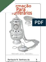 FORMAÇÃO PARA TURIFERÁRIOS - Livrinho