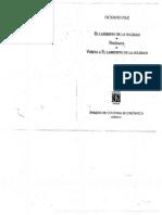 El Laberinto de La Sociedad Octavio Paz $36.00