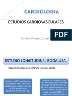 Estudios Cardiovasculares