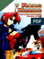 02-003 Hot Rods & Gun Bunnies