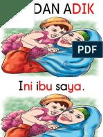 Ibu Dan Adik- Bacaan Mudah- Bersiri