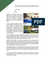 19-02-2013 Fortalecerá Aristóteles Sandoval la protección del Río Ayuquila y Sierra de Manantlán