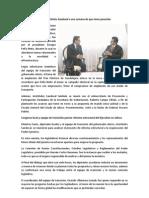 22-02-2013 Peña Nieto recibió a Aristóteles Sandoval a una semana de que tome posesión
