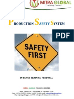 production safety system