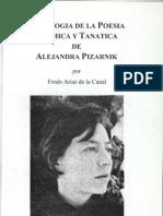 Antolog a de La Poes a c Smica y Tan Tica de Alejandra Pizarnik