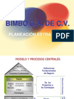 64682565 Planeacion Estrategica Bimbo