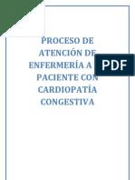 Pae Cardiopatia Congestiva
