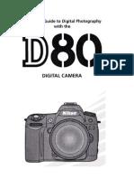 Guia de uso rápido Nikon D80