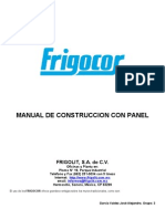 Manual de Construccion Con Panel