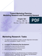 Ch5 Marketing Research and Market Demand and Forecasting