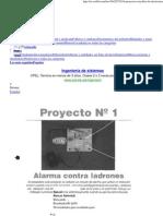 34 Proyectos Sencillos de Electronica