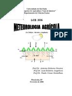 LCE306_Apostila de Agrometeorologia