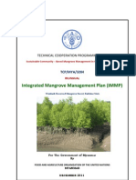 Deiva Oswin Stanley and Jeremy S. Broadhead, 2011. Integrated Mangrove Management Plan for Wunbaik Reserved Forest, Myanmar