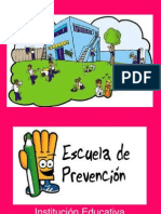 Escuela de Prevencion - Casd 2013