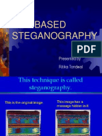 Dna Based Steganography