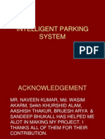 Intelligent Parking System