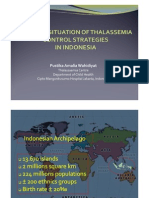 Current Situation in Control Strategies and Health Systems in Asia - Indonesia