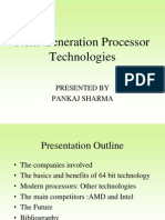 Next-Generation Processor Technologies
