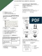 24058276 Evaluacion Diagnostica Sexto Grado