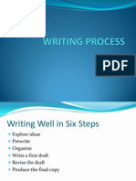 Writing Process Pp