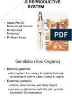 Physiology of Female Reproductive System 01092010